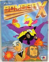 Book -  Editions Greantori - Bomber X issue #2