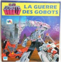 Book - Whitman-France - \'\'War of the Gobots\'\'