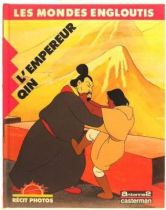 Book pictures story  L\'empereur Qin