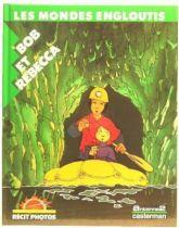 Book pictures story Bob et Rebecca