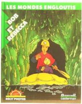 Book pictures story Bob et Rebecca
