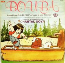 Bouba - LP Record - Original French TV series Soundtrack - RCA Records 1982