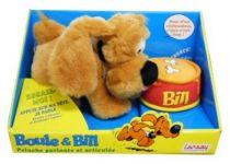 Boule & Bill - Lansay Talking Plush - Bill