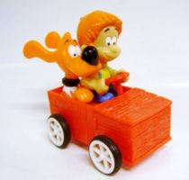 Boule & Bill - Quick premium figure - Boule & Bill in Soap Box