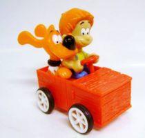 Boule & Bill - Quick premium figure - Boule & Bill in Soap Box