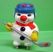 Bouli - Bouli Hockey -  Roda Voisins PVC Figure