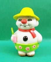 Bouli - Bouli on Beach - Roda Voisins PVC Figure