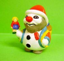 Bouli - Bouli Santa Claus - Roda Voisins PVC Figure