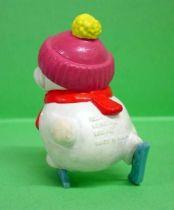 Bouli - Bouli Skates -  Roda Voisins PVC Figure
