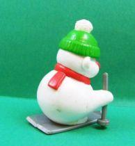 Bouli - Bouli Ski -  Roda Voisins PVC Figure