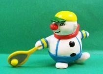 Bouli - Bouli Tennis - Figurine PVC Roda Voisins