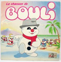 Bouli - Disque 45T- Générique série TV - Disque Ades 1989