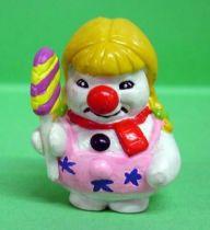 Bouli - Mini Bouli Girl -  Roda Voisins PVC Figure