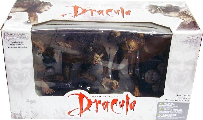 Bram Stoker\'s Dracula - McFarlane Movie Maniacs figures 2-pack