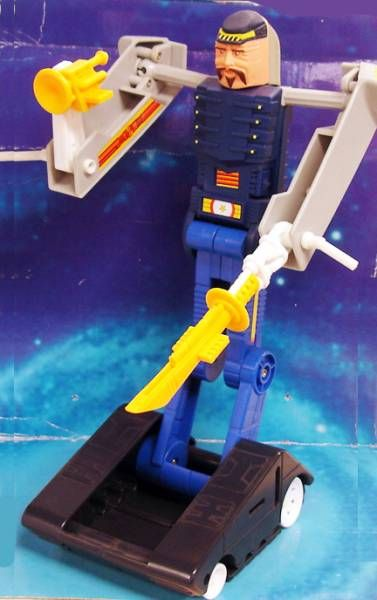 Bravestarr - Colonel Borobot (loose)