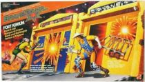 BraveStarr - Fort Kerium (Bank & Jail)