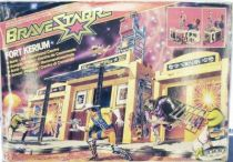 BraveStarr - Fort Kerium (Bank, Jail & Command Center)