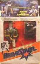 BraveStarr - Laser Fire Tex Hex