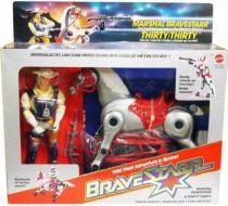 BraveStarr - Marshall Bravestarr & Thirty/Thirty gift-set