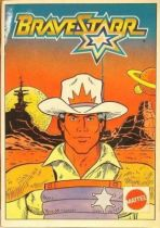 BraveStarr - Promotional Booklet