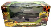 Bravo Team - WWII U.S. M4A3 Sherman Tank 1:18 (Unimax Toys)