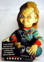 Bride of Chucky - Craft Store Display