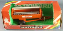 Britains - Agricole - Matériel Etaleur de fumier Rotatif Neuf en boite (réf 9568)