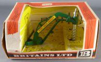 Britains - Agricole - Matériel Perforatrice Post Hole Digger Neuf en boite (réf 9600)