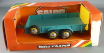 Britains - The Farm - Implement Salop MT50 Low Trailer (ref 9533) (Mint in box)