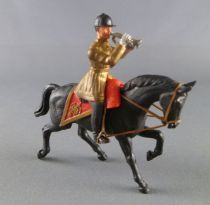 Britains Eyes Right Regimental Soldier Band of the guard Mounted cornet
