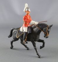 Britains Eyes Right Regimental Soldier Band of the guard Mounted leader