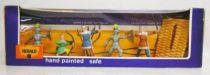 Britains Herald - Middle-Ages - Boxed set of five knights (R�f 4406)