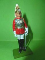 Britains Metal The Queen\'s Silver Jubilee Life Guard