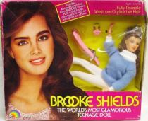 Brooke Shields - 11\'\' Collectible Doll - LJN 1982