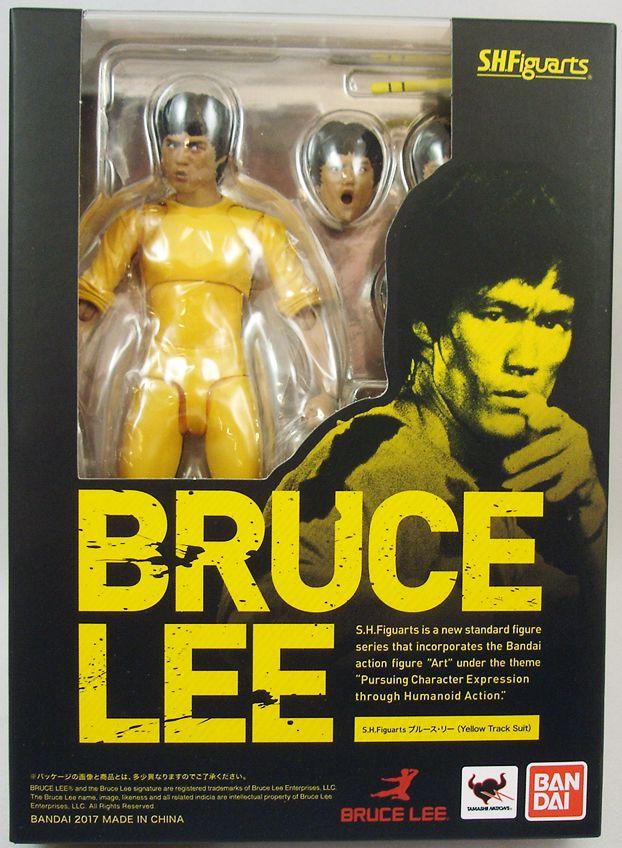 Amazon.com: Bruce Lee Yellow Jumpsuit Enter The Dragon ...