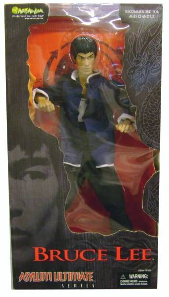 Bruce Lee - 18\'\' action figure Art Asylum
