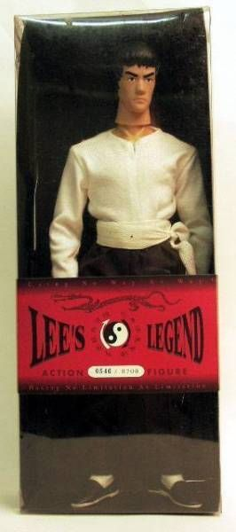 Bruce Lee - Exclusive Fan Club Figure