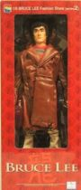 Bruce Lee - Medicom - Bruce Lee Fashion Show Series 2 Mode 7 (Brown Leather Coat)