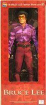 Bruce Lee - Medicom - Bruce Lee Fashion Show Series 2 Mode 9 (Purple Shirt)