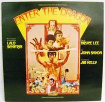 Bruce Lee, Enter the Dragon (Original Soundtrack) - Record LP - Warner Bros. /  WEA Records 1973
