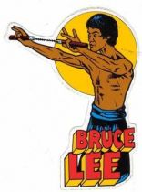 Bruce Lee, Sticker Nunchaku