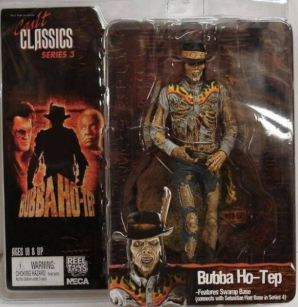 Bubba Ho-Tep - Cult Classics series 3 figure