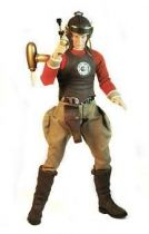 Buck Rogers - 1:6 Scale Figure (Red Deluxe Edition) - ATOModel
