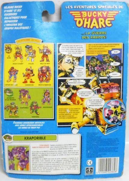Bucky O\\\'Hare - Hasbro - Toadborg