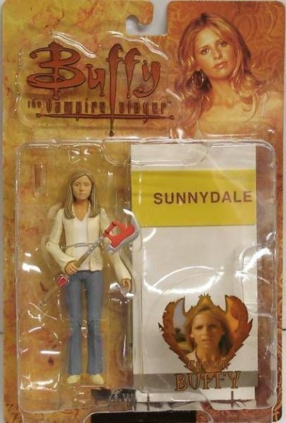 Buffy - Chosen - Diamond Action Figure (Mint on card)