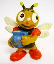 Bully\'s Bee (Bully-Bienchen) - Bully 1975 - Bee with honey pot