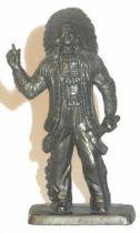 Caf� Legal Wild West n� 19 Grand Sachem (Codec dark grey)