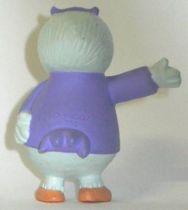 Calimero, Loose Maitre Hibou Lansay Pvc Figure