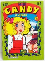 Candy - Editions Télé-Guide - Mini Candy n°4 (Candy à la neige)