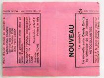 Candy - Pochette Vignettes Americana Fance 1978